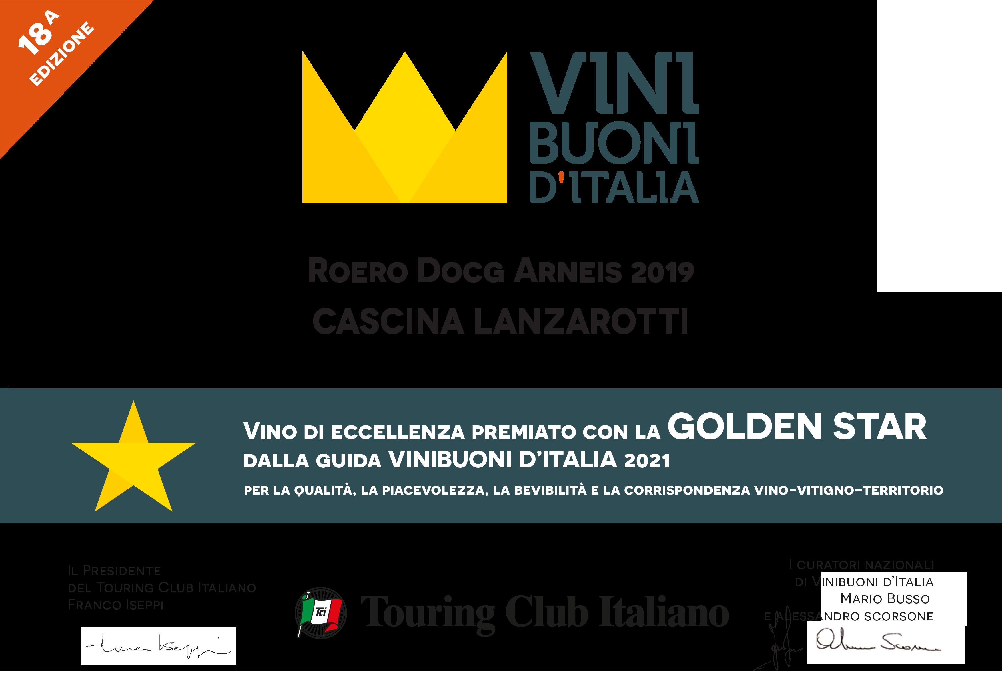 vini buoni italia 2021
